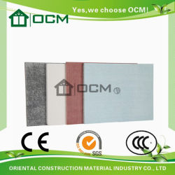 Color Magnesium Oxide Decorative Wall Panel
