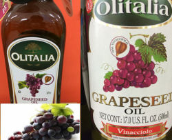 Sell High Purity 99.5% Grape Seed Oil CAS 85594-37-2
