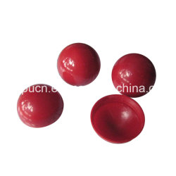 Wholesale White PVC PP ABS PE Hollow Plastic Open Ball / Openable Capsule Ball