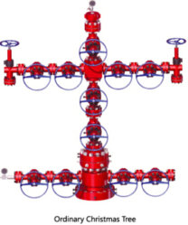 Oil Christmas Tree for Wellhead