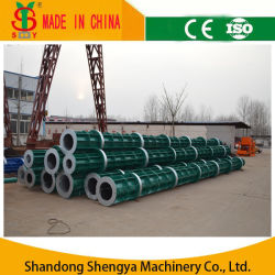 Prestressed Concrete Electric Pole Spinning Steel Mould/Concrete Pole Making Machine/Concrete Pole Maker Moulds
