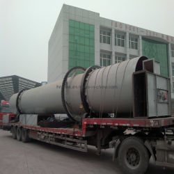 Coal Slurry Drying Machine of Rotary Drum Dryer