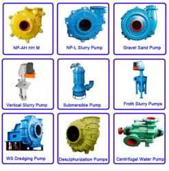 Heavy Duty Horizontal Mining Sand Gravel Dredging Slurry Pump