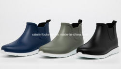 2017 Most Popular New Casual PVC Boot