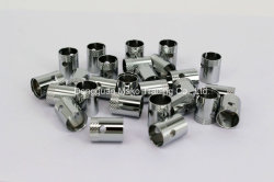 Precision Metal Cutting Hardware Components CNC Milling