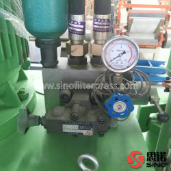 Popupar Piston Pump for Porcelain Industry