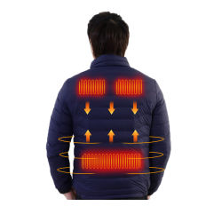 Can Be Customized Heating Clothes for Cold Environment