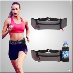Best Selling Fitness Waterproof Running Belt Sling Bag and Light Weight Sport Hydration Sport Fanny Pack Slim Waist Bag