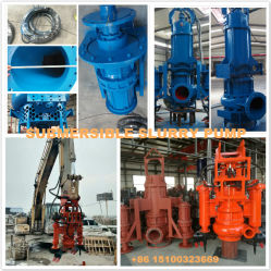 Ss150-15-15 Submersible Slurry Sewage Pump