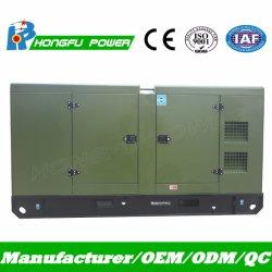 50Hz 180kVA Power Generation with Silent Canopy Diesel Generator Set