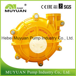 Filter Press Feed Mineral Processing Centrifugal High Head Slurry Pump