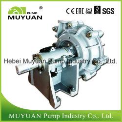 Flotation Area High Pressure Filter Press Slurry Pump 6/4f