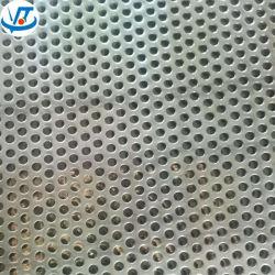 Galvanized Decoration Perforated Sheet Metal Round Holes Price