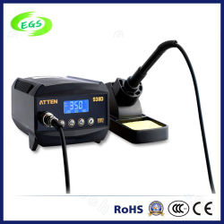 ESD LEED-Free Adjustable Digital Soldering Station of Repairing Tools (AT938D)