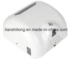Us Color Factory Portable Hand Blow High-Speed Brush ABS Hand Dryer