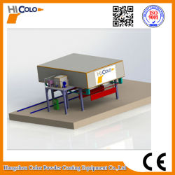 Compact Powder Coating Production Line