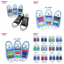 Colorful Printed Flat Rainbow Shoelace Stock Shoe Lace for Wholesale