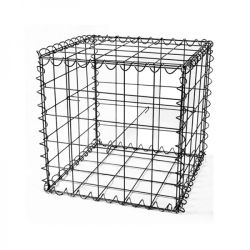 Low Price Hot Dipped Galvanized Welded Gabion Box with Ce