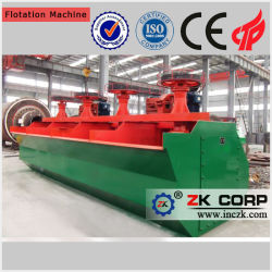 Flotation Machine for Copper Ore Beneficiation Line