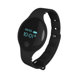 Sports Bracelet Waterproof Wrist Couple Bluetooth Watch Fashion Smart Watch for Ios Android Phones