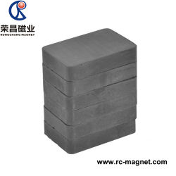 17 Years Experience Super Energy Ferrite Block Magnet