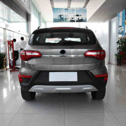 2019 New Style Hot-Selling 4 Wheel 5 Seats Chinese Car Electric SUV/Vehicles/Car