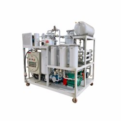 Rapid De-Impurity Oil Filter Tyr Oil Decoloration Machine