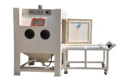 Industrial Suction Sandblast Machine