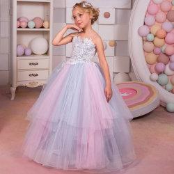 fe0941b8ca8 2019 Hot Sale Flower Girl Evening Mesh Ball Dresses Wholesale in Stock