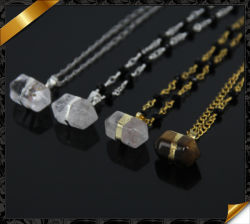 Wholesale druzy pendant necklace china wholesale druzy pendant natural point quartz druzy pendant necklace wholesale gemstone crystal necklace fashion rosary necklace cn005 mozeypictures Gallery