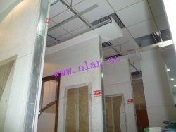 Calcium Silicate Board--Medium Density Ceiling, Partition Wall Panel
