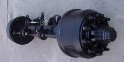 Factory Direct Germany Type Semi Trailer Rear Axle