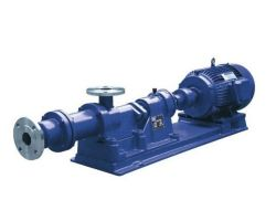 Stainless Steel Thick Slurry Delivery Pump