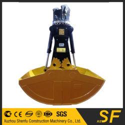 20t 1.5 Cbm Excavator Clamshell Bucket Grab Bucket Sand Bucket