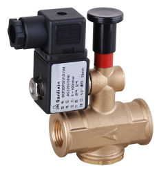 Solenoid Valve for Gas-Emergency Cut-off (SCF)