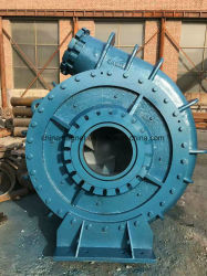 Heavy Duty Sand Suction Dredge Pump/Centrifugal Sand Pump for Mining Dredging