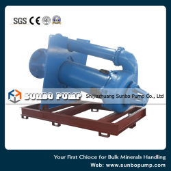 Gold Mining Vertical Submersible Slurry Pump