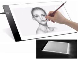 LED Graphic Drawing Board Writing Tracing for Animation