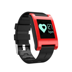 Activity Tracker Smart Bracelet Wearable Technology, Dynamic Heart Rate Monitor Sport Fitness Bracelet