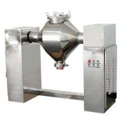 Cw-50 Stirring Double Cone Mixing Machine for Pharmaceuticals