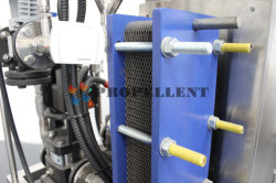 Manufacture Intelligent Plate Heat Exchanger System for Waste Heat Recovery