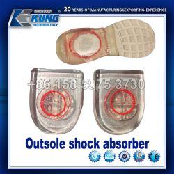 Popular Outsole Accessories Dashpot Parts for Sport Outsole Making