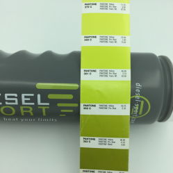 LDPE Plastic Water Sport Bottle with OEM Brand for Promotion