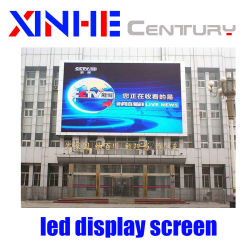 P10mm Full Color Outdoor Fixed Advertising Sign LED Video Wall LED Display Screen