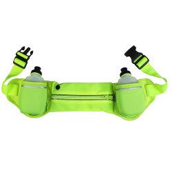 Gym Sports Water Bottle Holder Neoprene Waist Bag for iPhone