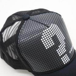 Custom Promotion Foams Fashion Printing Summer Mesh Trucker Hat Sport Baseball Cap