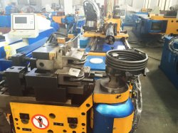 Manufacture Sells Dw38CNC X 3A-2sv CNC Pipe Bending Machine with Push Bending Function