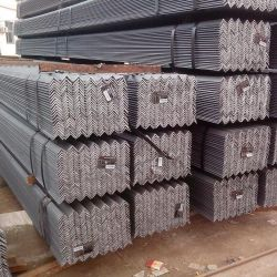 China Wholesales Price Q235 Equal Steel Angle Construction