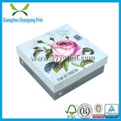 Custom Paper Wedding Invitation Card Gift Box