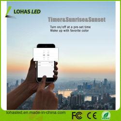 Amazon Alexa Echo Voice Control WiFi Smart RGBW LED Bulb Work with Tuya Smart/Google Home